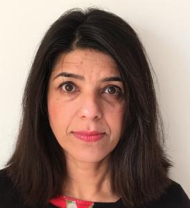 Professor Radha Kessar