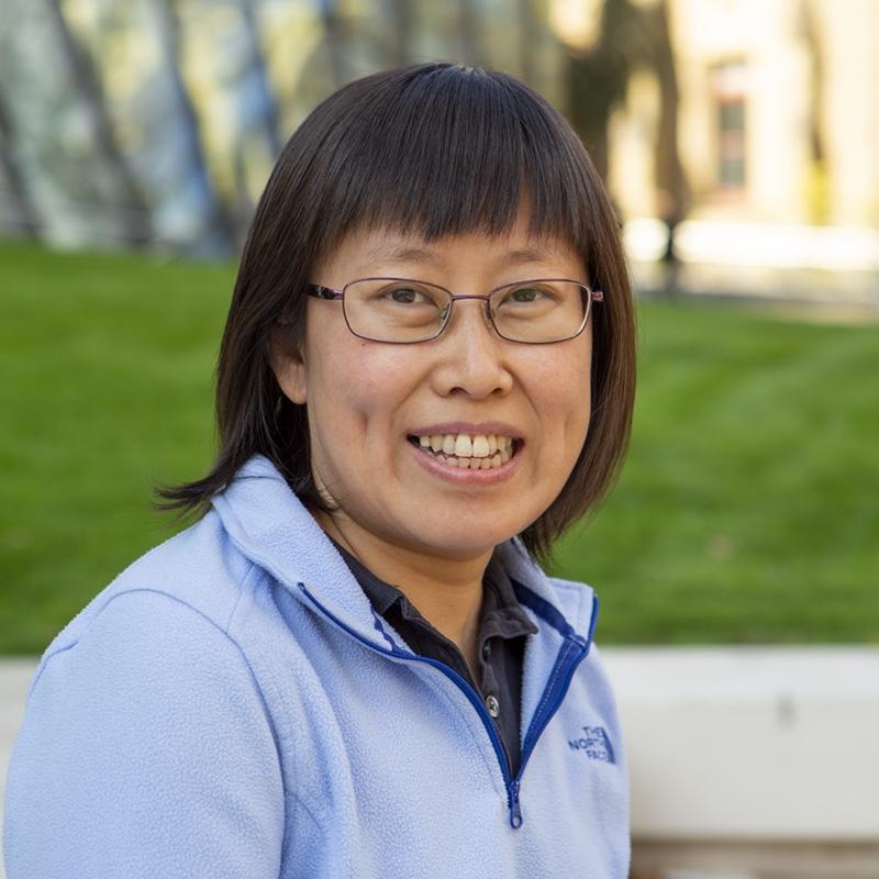 Dr Ting Xue